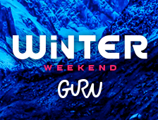 Discoteca Guru Dance Club Murcia - Banner Winter Weekend