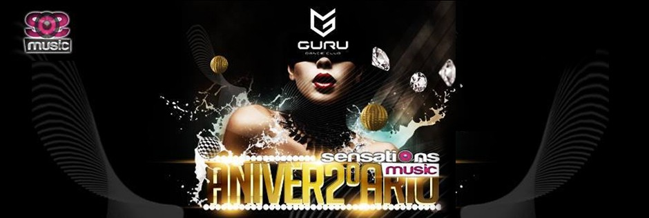 Discoteca Guru Dance Club Murcia - Slide 2 Aniv. Sensation Music