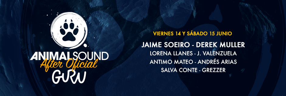 Discoteca Guru Dance Club Murcia - Slide After Animal Sound