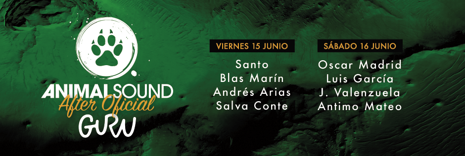 Discoteca Guru Dance Club Murcia - Slide Animal Sound - After