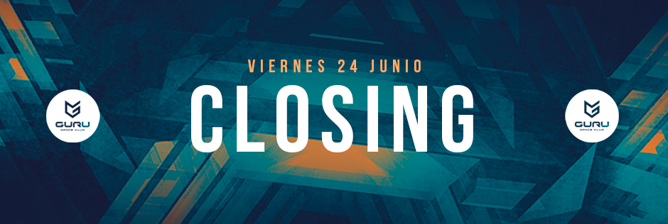 Discoteca Guru Dance Club Murcia - Slide Closing #16