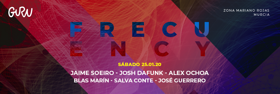 Discoteca Guru Dance Club Murcia - Slide Frecuency