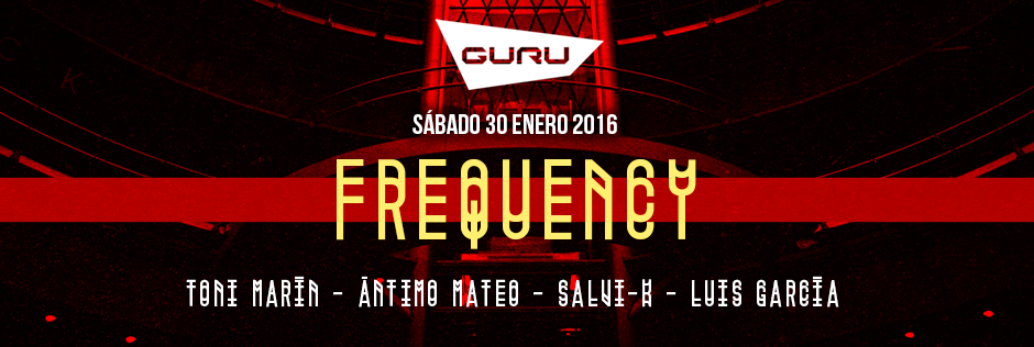 Discoteca Guru Dance Club Murcia - Slide Frequency