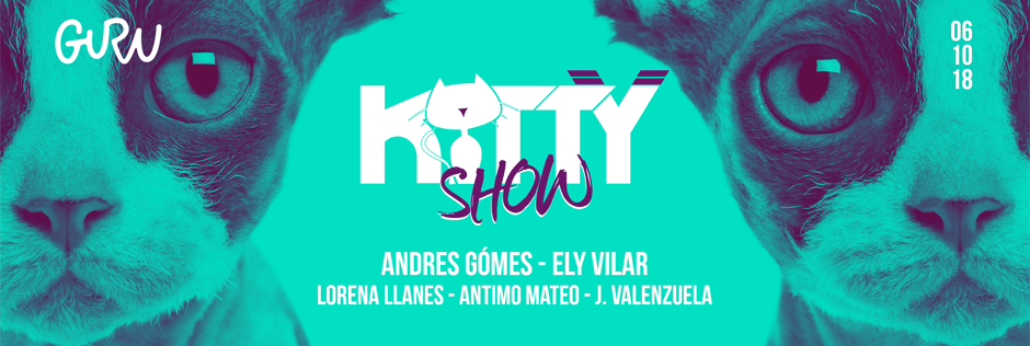 Discoteca Guru Dance Club Murcia - Slide Kitty Show