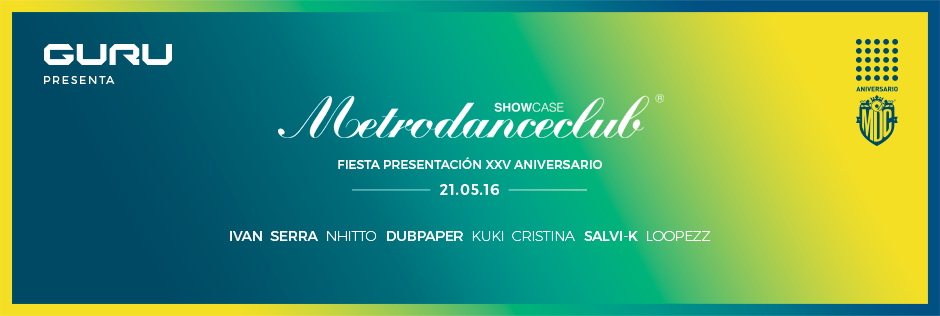Discoteca Guru Dance Club Murcia - Slide Metro Dance Club - Showcase