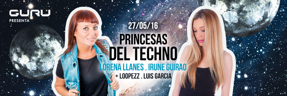 Discoteca Guru Dance Club Murcia - Slide Princesas del Techno