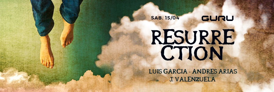 Discoteca Guru Dance Club Murcia - Slide Resurrection